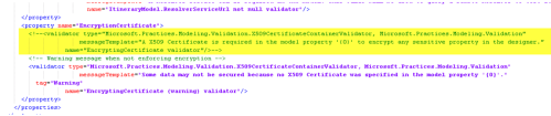 Error with X509 Certificate using ESB 2.0